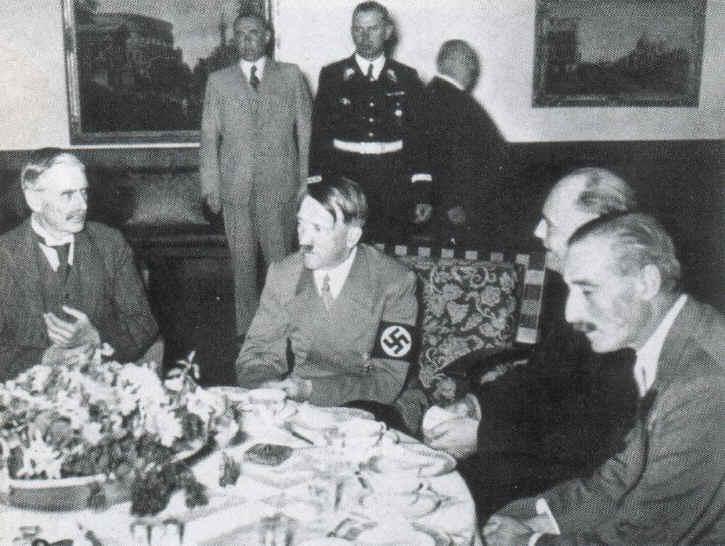 Munich Agreement — United States Holocaust Memorial Museum